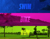 Swim, Bike and Run: A Triathlon Multimedia