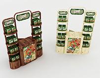 Knorr Activity & FSU Display Design