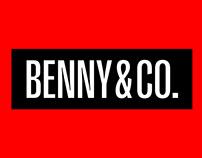 BENNY&CO. / IDENTITÉ