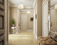 Classic Hallway