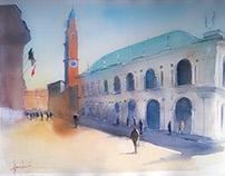 Vicenza - centro storico