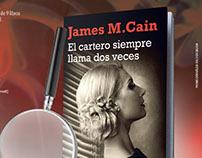 """Colección libros """"Maestros del Thriller"""""""