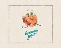 Runaway Bagel