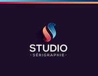 logo STUDIO sérigraphie