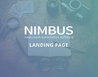 Nimbus landing page