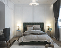 Bedroom - Vinhomes Central Park