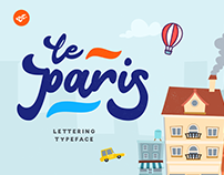 Le Paris Typeface