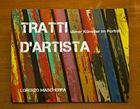Tratti d'Artista. The book