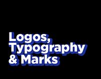 Logos, Typography & Marks