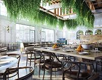 GREEN CAFE DESIGN