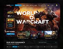 Game currency store | Интернет-магазин игровой валюты