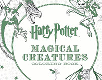 Harry Potter - Magical Creatures: Mandalas