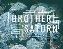 Brother Saturn - Unstable Lands album art
