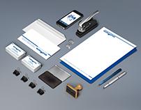 Logo & branding for engineering company