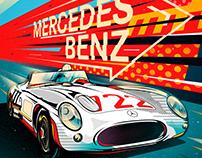 Mercedes-Benz // 1000 Miglia