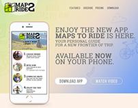 Map2Ride | App