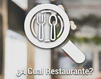 Interfaz de Usuario App Almuerzos
