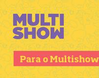 Multishow te curte!