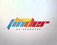 Bassfinder (Logo Design v1)