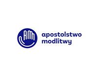Apostolstwo Modlitwy - logo redesign concept