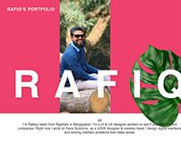 Rafiq's Portfolio