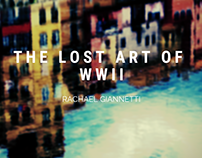 The Lost Art of WWII | Rachael Giannetti