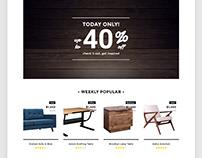 Xarago - Minimalist Shopping Template