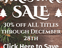 International Living Christmas Web Banners 2014