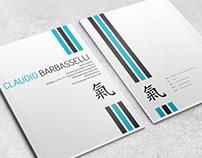 Barbasselli Claudio - Brochure