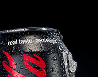 Coke Zero CGI
