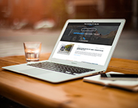The Rowlett Blog Landing Page