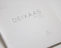 Diseño logo y cd Mercedes Peón