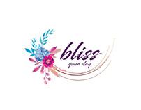Bliss Flower Boutique (Web Design)