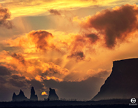 Reynisdrangar Iceland 2017
