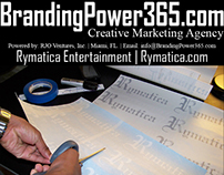 Guerrilla Marketing for Rymatica - #BrandingPower365