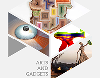 Arts And Gadgets 20-10-2015