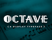 Octave - A Display Typeface