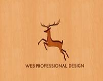 Wooden Logo design