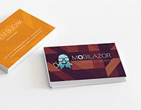Mobilazor - Business Card
