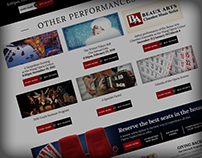 Opera Naples Web Design