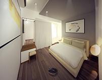Apartment visuals in Budapest