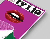 """ty i ja"" - magazine covers"