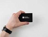 Designer's Minimalist Personal Branding