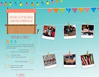 16 - Brochure for Creativa, a DIUY Fair