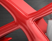 Xfilm - Redesign 3D