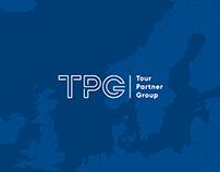 Tour Partner Group - Branding and Website
