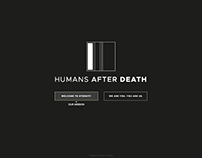 Website: Humans After Death