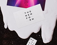 The New Form | Brand Identity