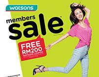 Member Sale - Store POSM