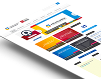 INTRANET PROCOLOMBIA - DESIGN